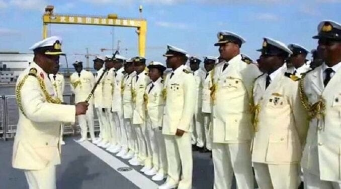 Nigerian navy shortlist and screening date